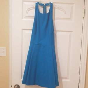 Alice and Olivia Turquoise Summer Dress